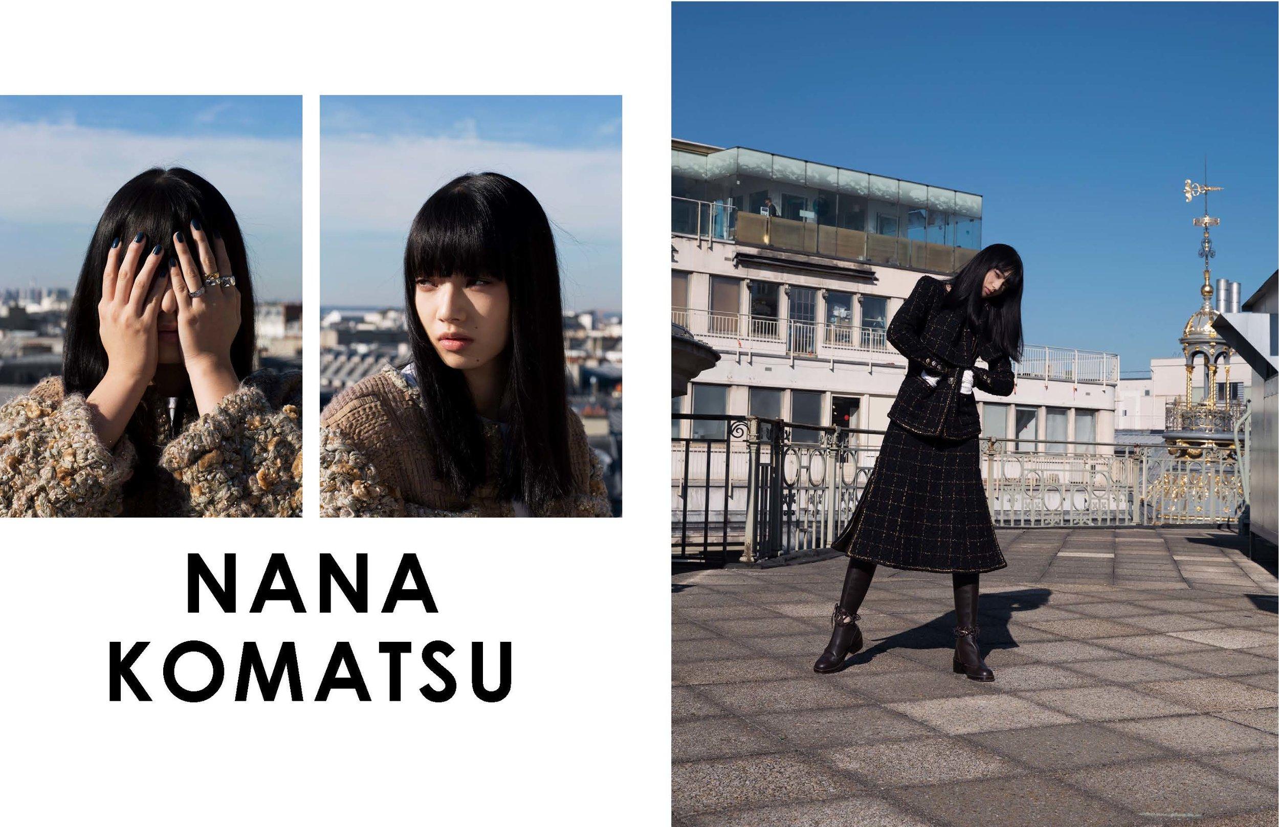 Komatsu Nana X  Austin