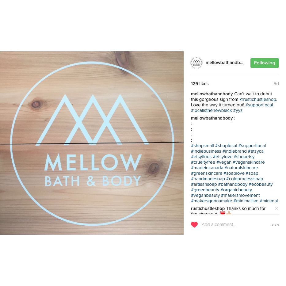 Mellow Bath + Body