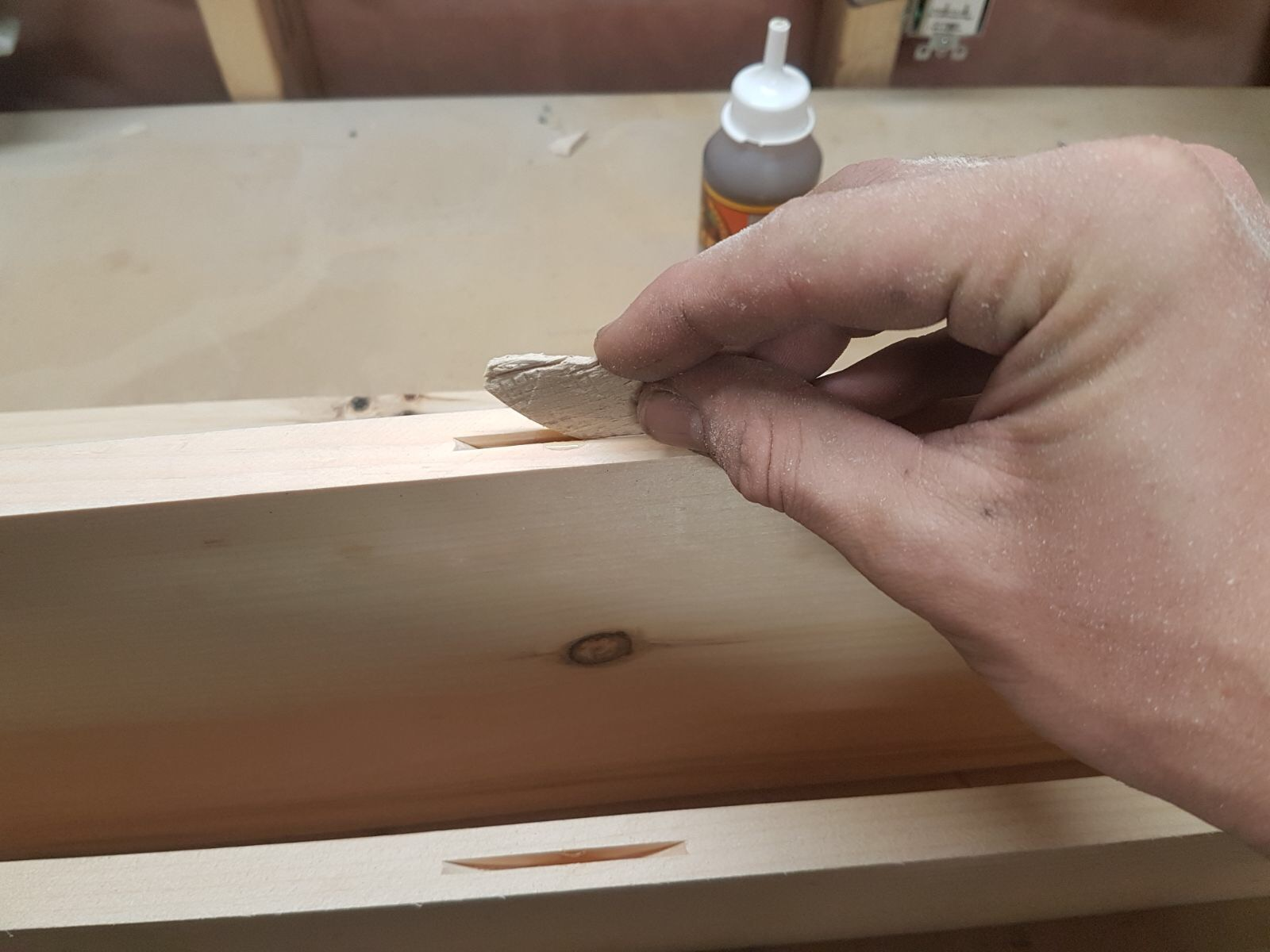 Pine Wood Sign Manufacturing
