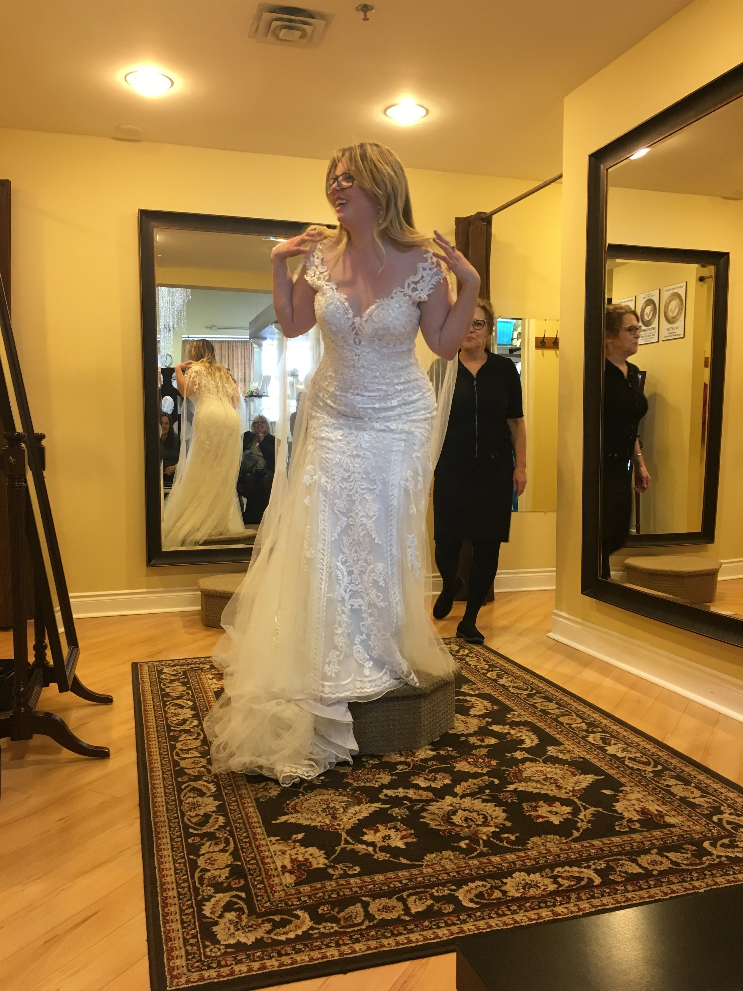 Tips for Your Dress Appointment