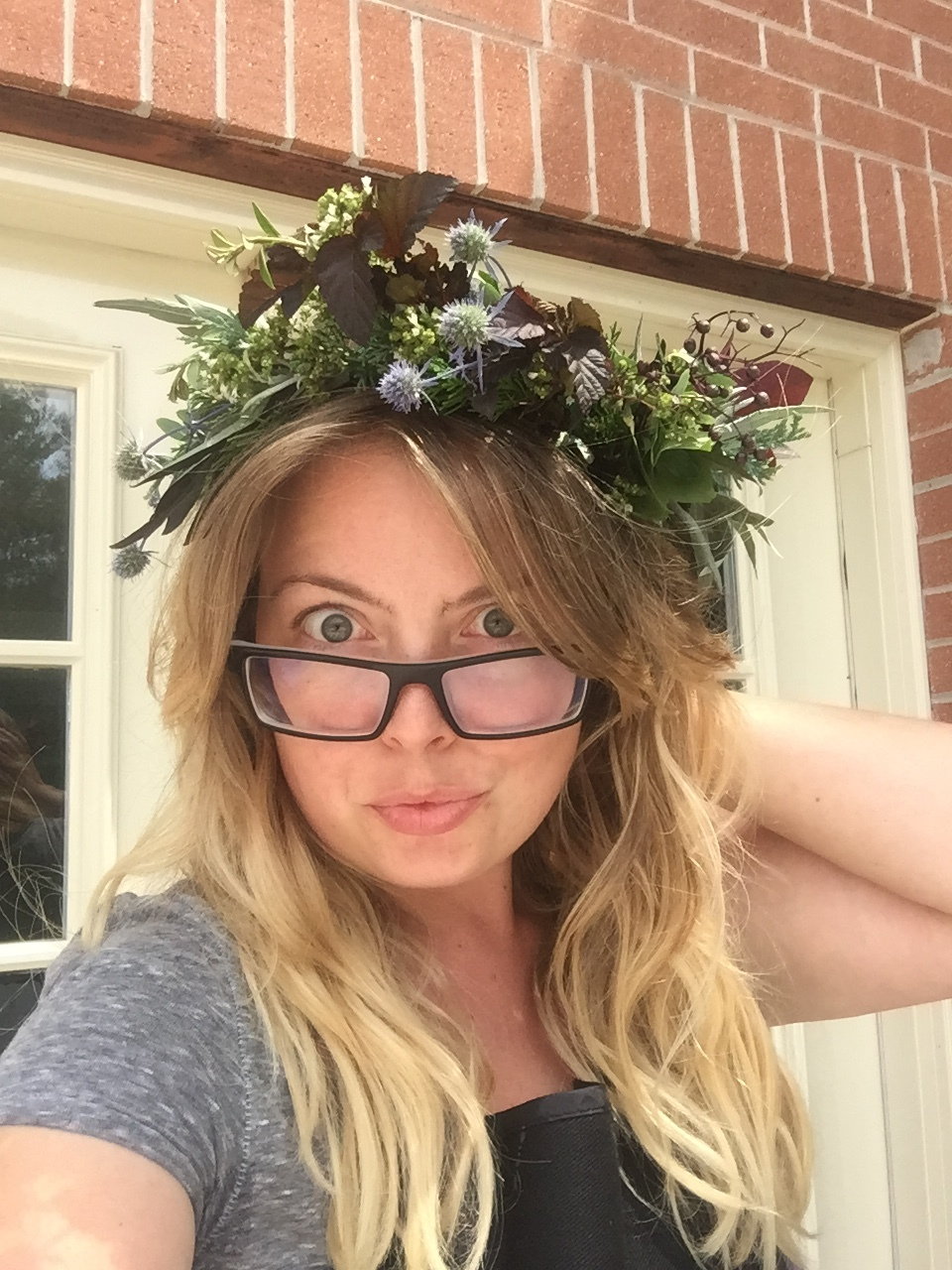 Learn to Make a Flower Crown