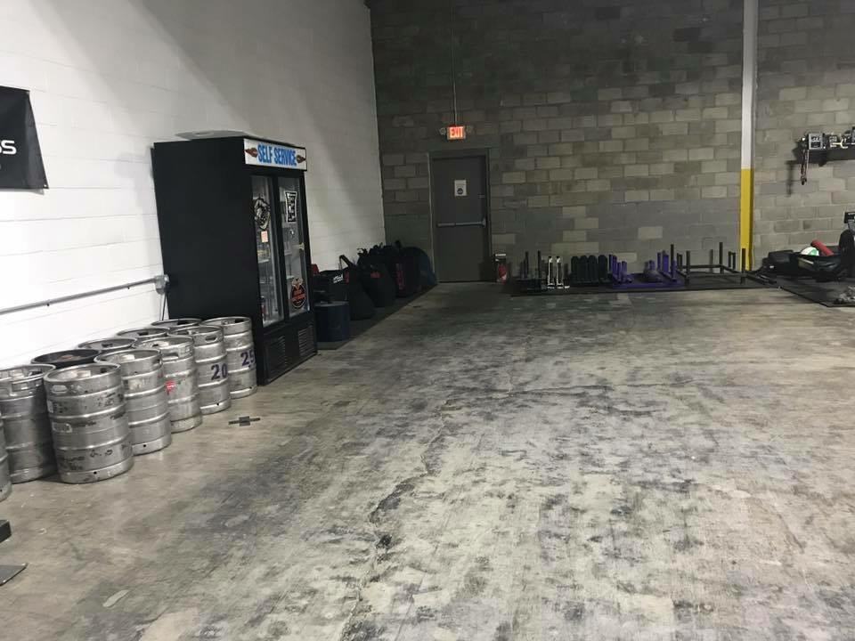 Kegs from 80 to 245 lbs