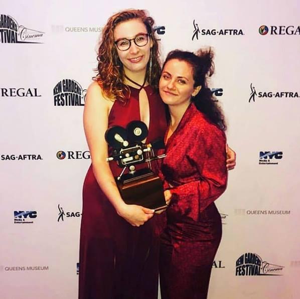 We won BEST WEB SERIES at Kew Gardens Festival of Cinema! -