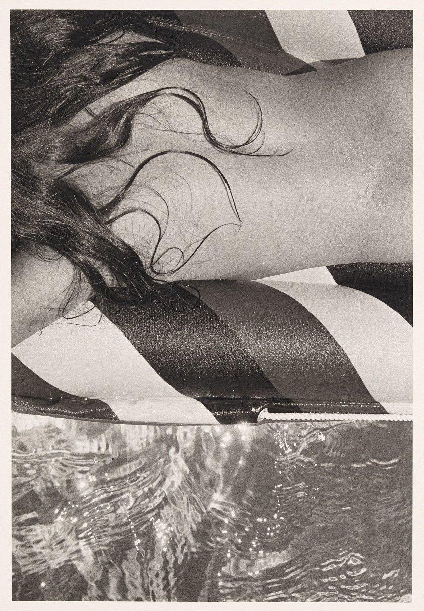 """""""Krista on the float""""   ChristineGodden"""