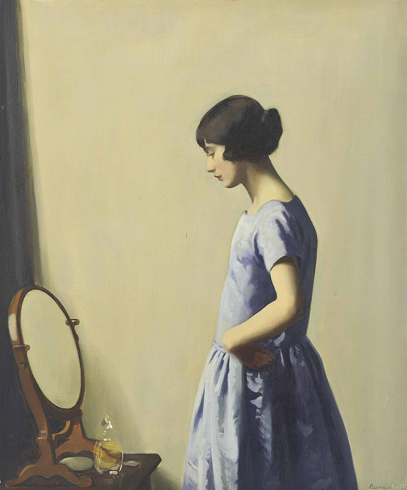 "Archibald George Barnes  ""Reflections"""