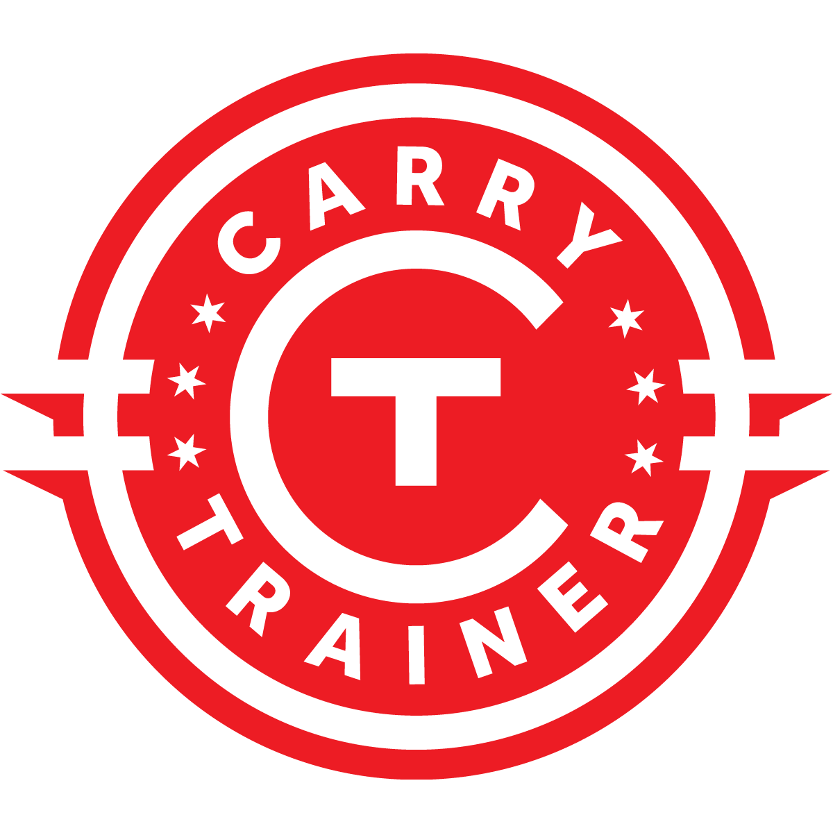 CARRY TRAINER  Carry Trainer provides real solutions for real problems. It is incumbent upon individuals, businesses, and organizations to protect and defend innocent life.  We provide training for individuals who are looking to make themselves the best that they can be. There is much more to self-defense than obtaining a permit to carry a gun. Training in any martial skill is more than attending a class, it is a lifestyle choice and the decision to exercise the right of arming oneself for the defense of themselves and family should not be taken lightly. Bullets cannot be called back once loosed from the gun. Safety is not an inherent trait; it is learned through proper training and repetition.  Web Site:   www.carrytrainer.com
