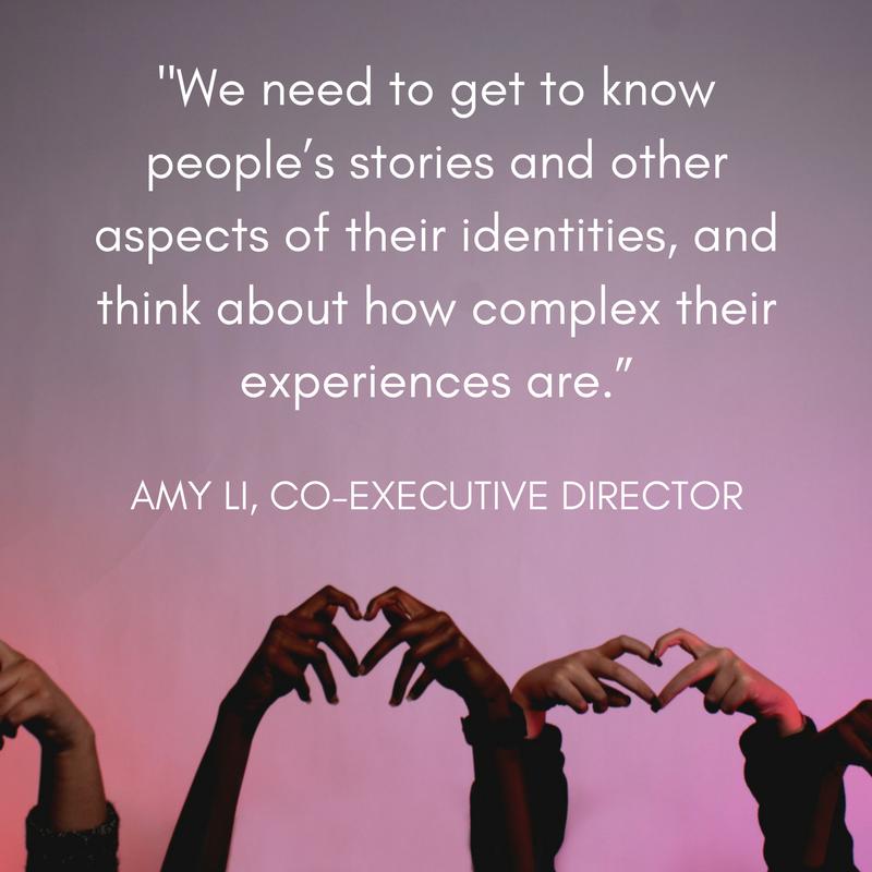 Amy Li Quote