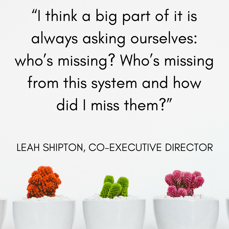Leah Shipton Quote