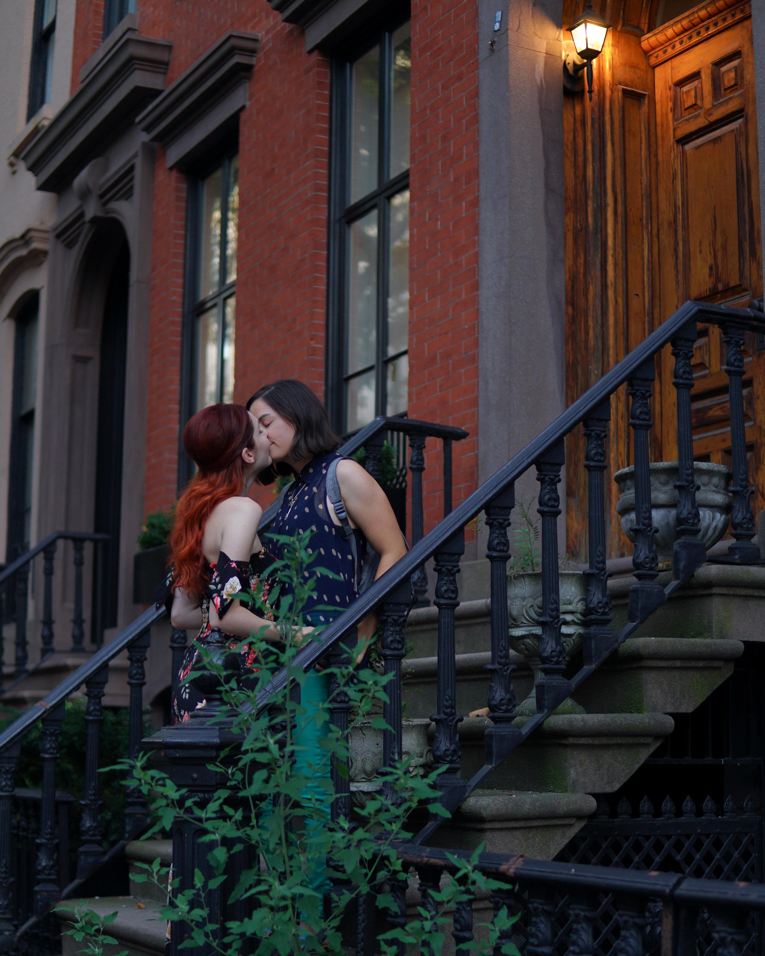Steph & Katie NYC Steps.jpg