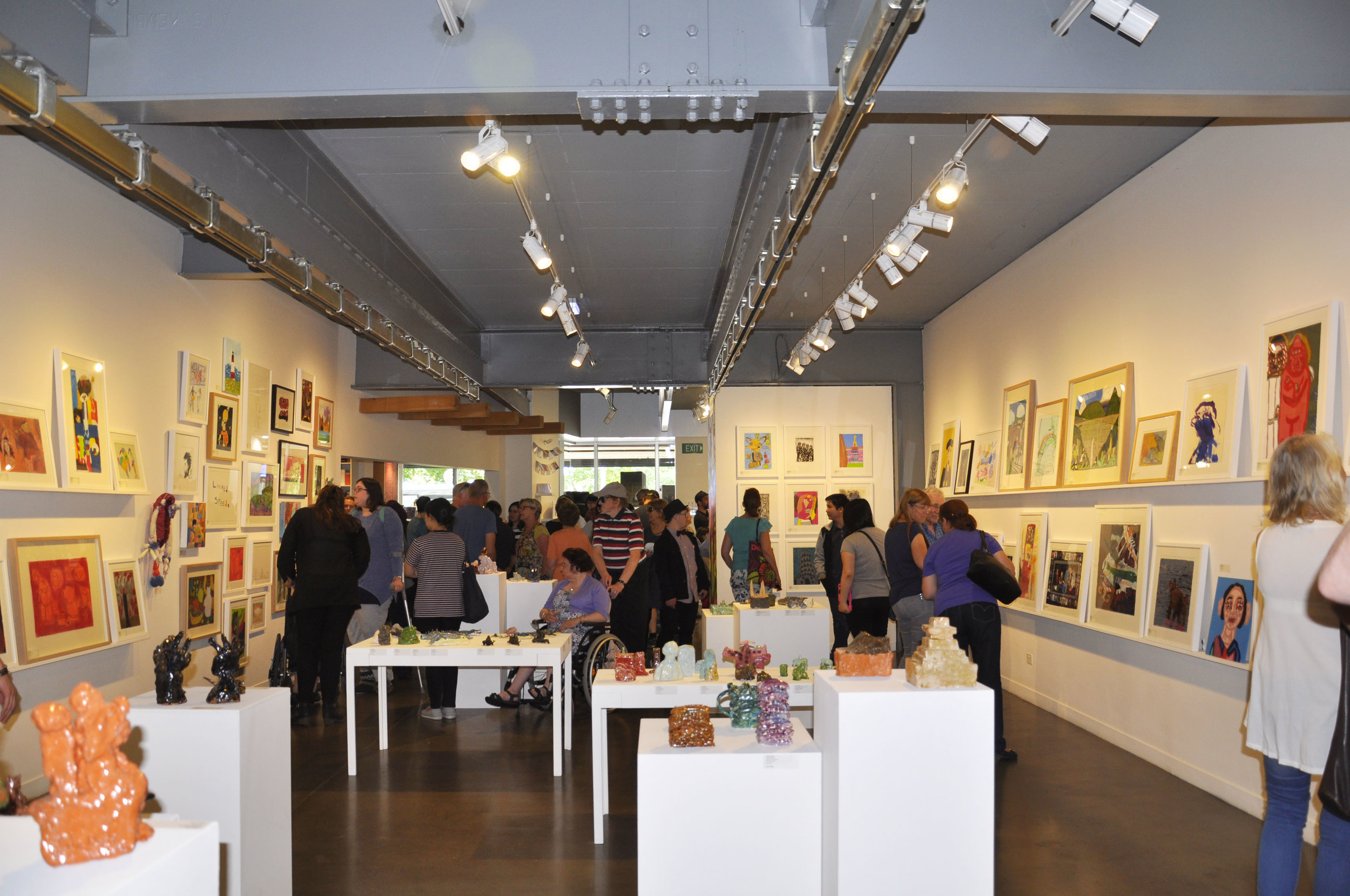 Arts Project Australia Gallery in Northcote