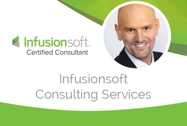 We Will Provide Infusionsoft by Keap Consulting Services