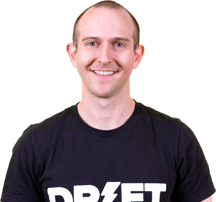 Dave Gerhardt, VP of Marketing at Drift