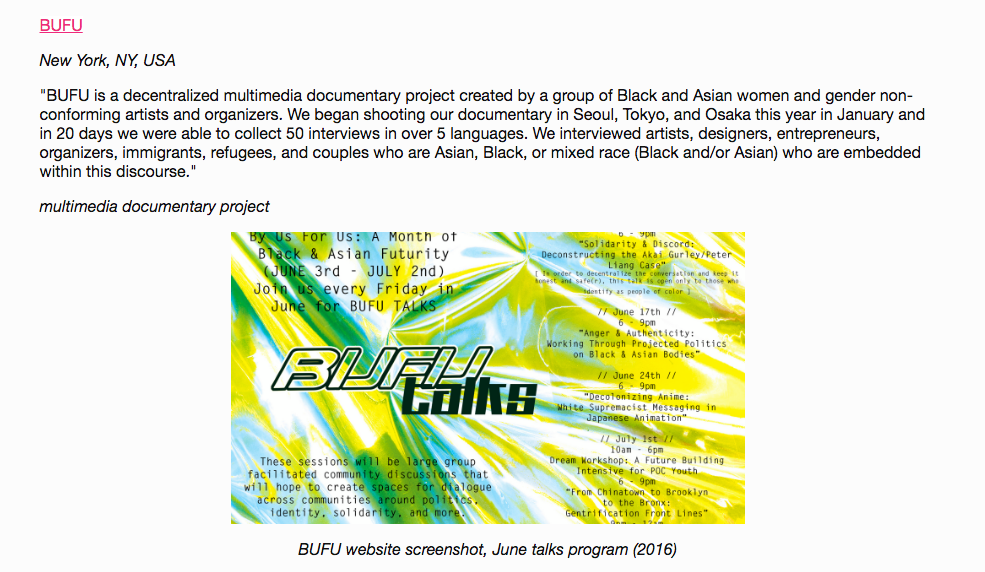 """""""Announcing the Selected & Shortlisted Research Projects for the 3rd Crystal Ruth Bell Residency"""" by China Residencies"""