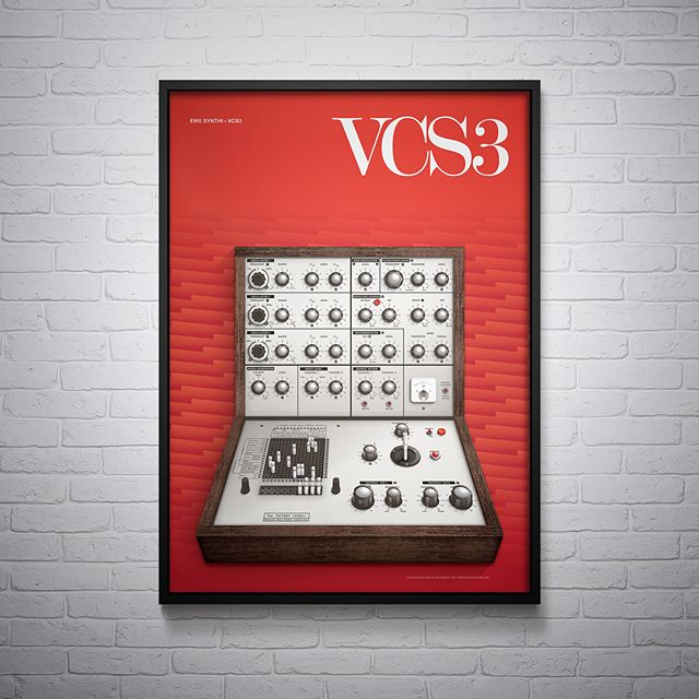 Limited edition VCS3 posters now available. Series 1 prints features three seminal EMS synthesisers. Buy individually or as a set of three. Follow the Link in Bio for more information. . . . . #vcs3 #synthi_aks #synthi_e #ems #synthi #music #musicproduction #electronicmusicstudio #limitededition #print #printforsale #poster #illustration #art #vintage #vintagesynth #analouge #voltagecontrol #synth #synthesizer #synthart #synthlovers #voltagecontrolart #betterhalfworkshop