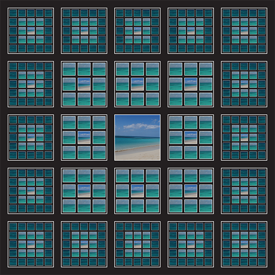 24 by 24 5 by 5 blue water blue sky shattered.png