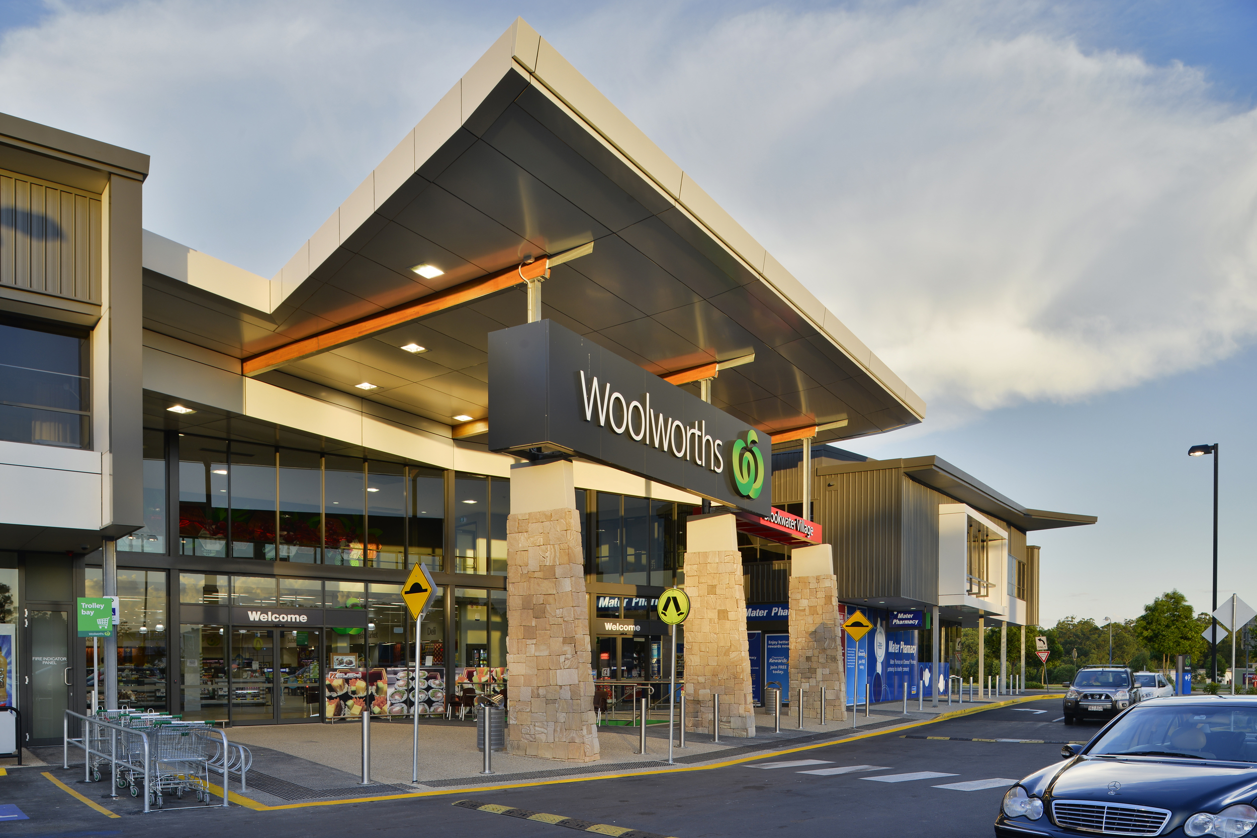 Woolworths Brookwater Village
