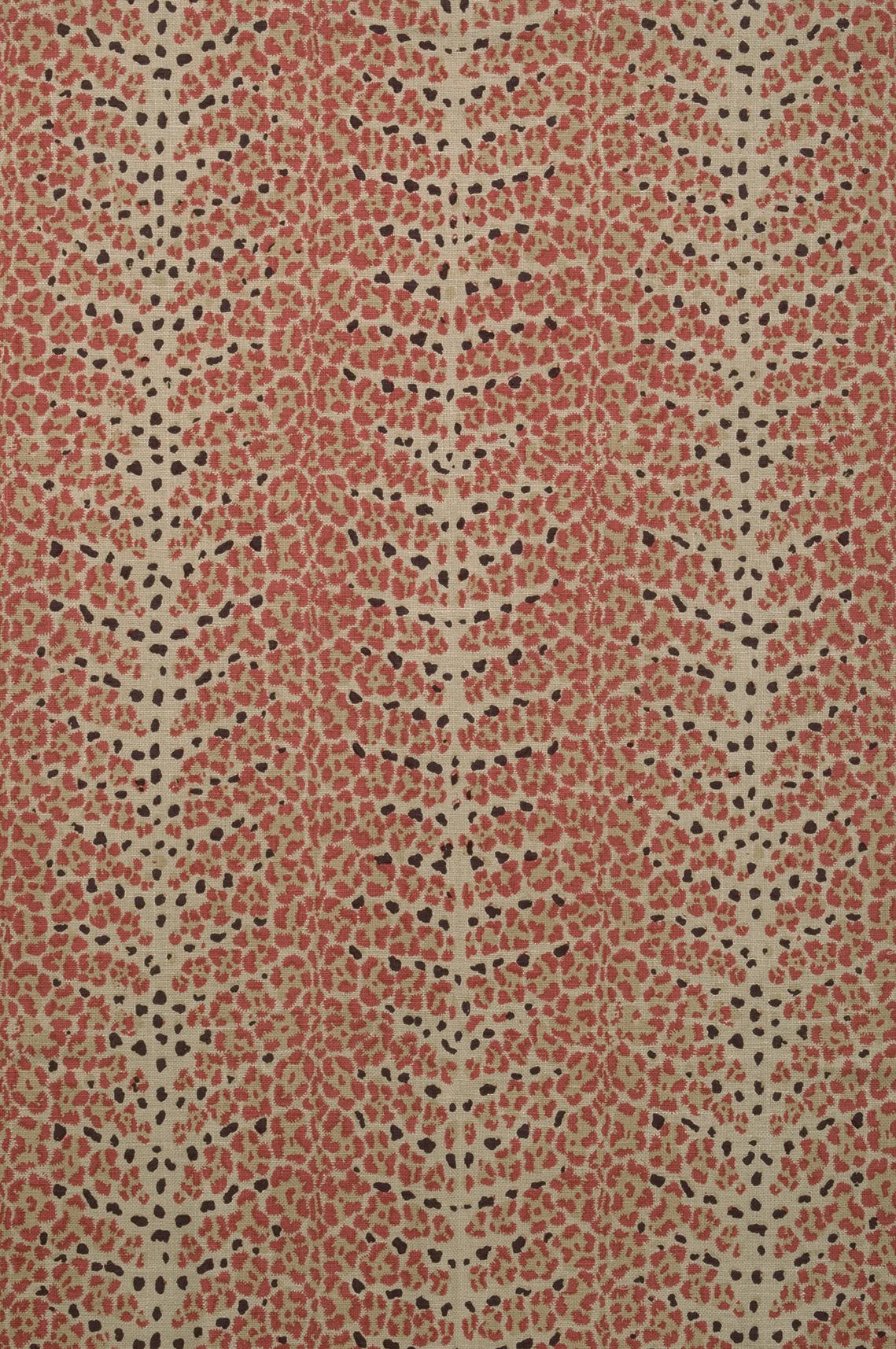 WF-442-02 Antique Red on Matka Silk