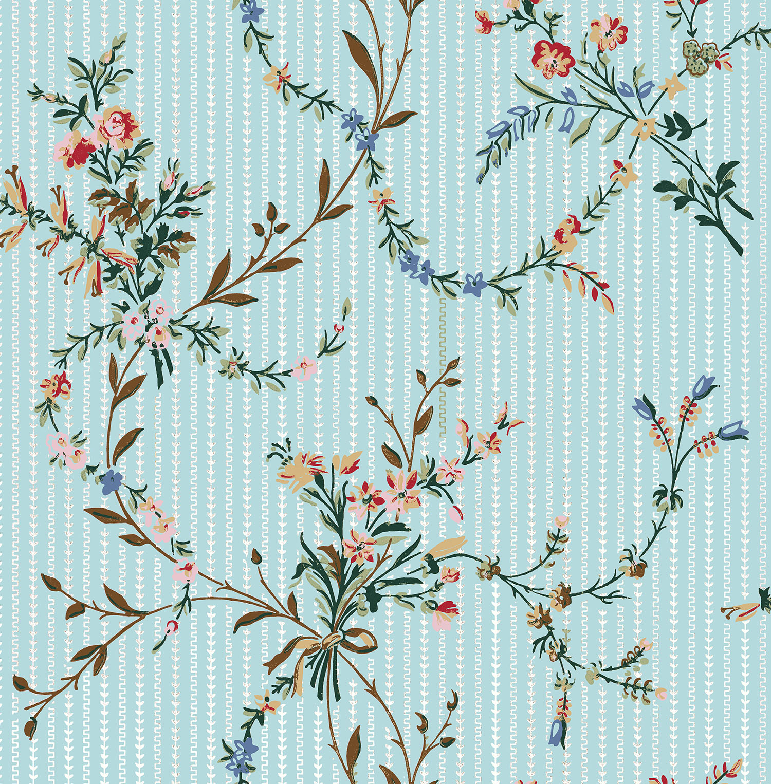 WH 203 New England Floral