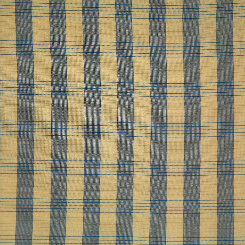 WF-801-05 Blue/ Beige Silk Check