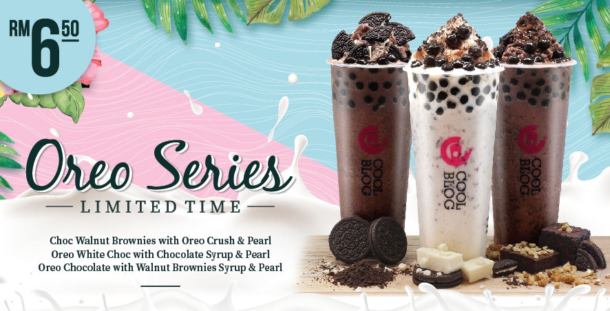 OREO Series (April-May)