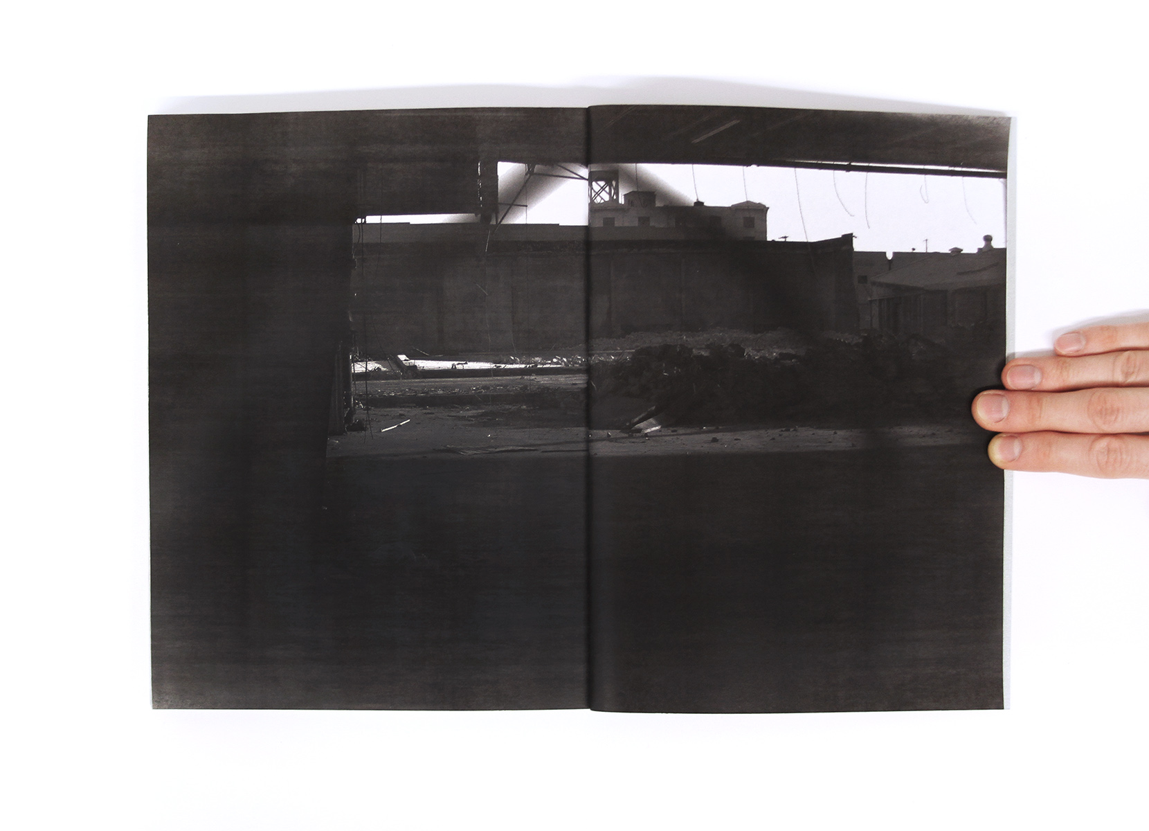 LOS ANGELES: a document,  laser-print book, edition 30, 2015.