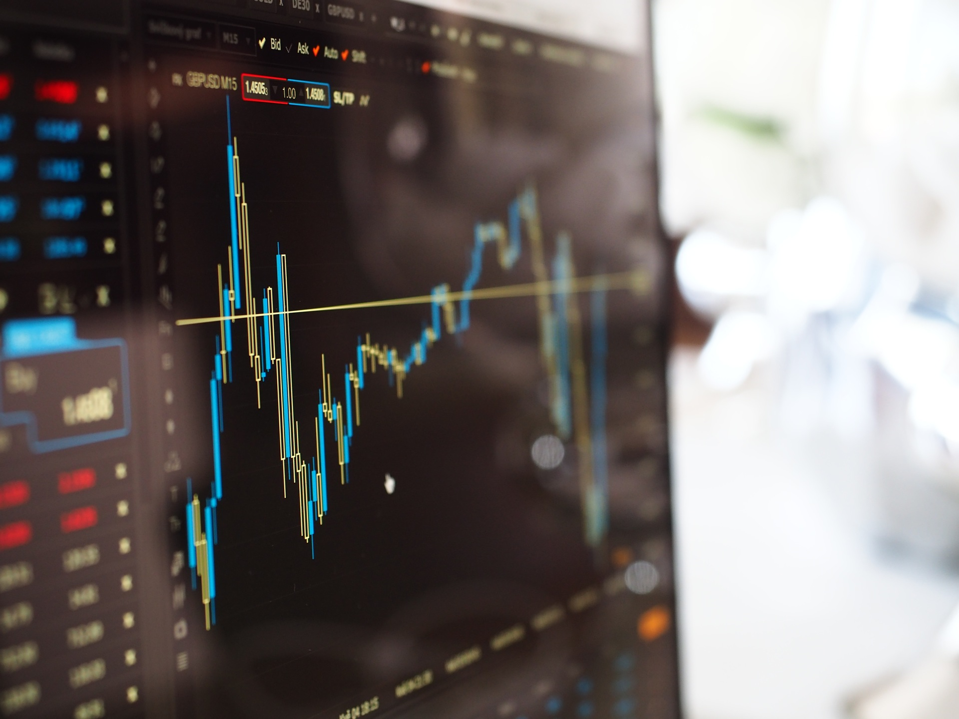 Trading Algorithims — Lateral Capital Management, Inc