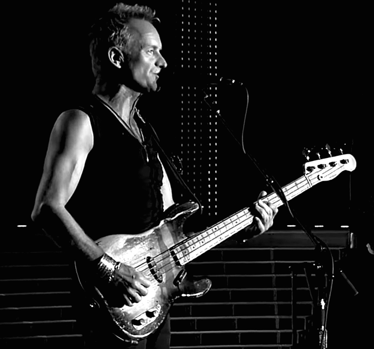 Sting<br><font size=1> The Police, Sting  </font>