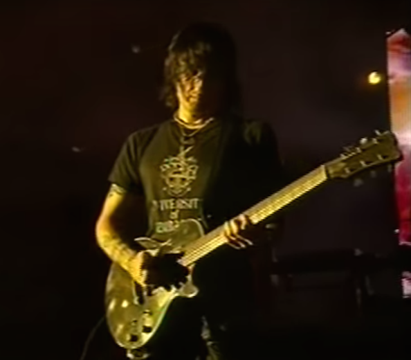 Richard Fortus <br><font size=1> Guns n Roses, The Dead Daisies  </font>