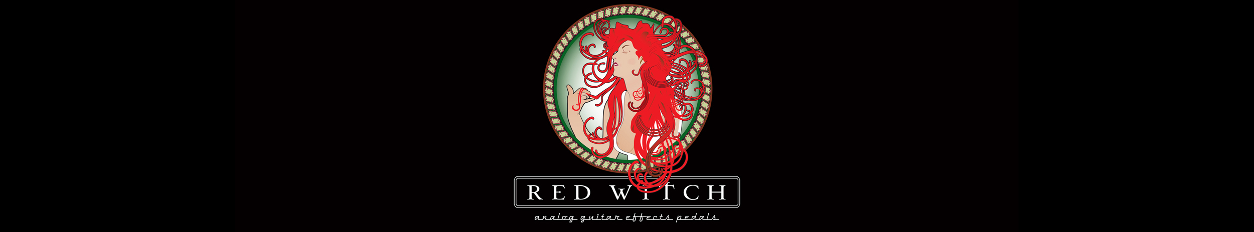 Red Witch Pedals- collection