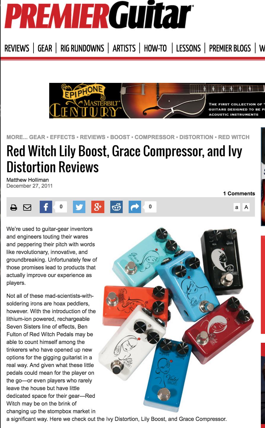 Premier Guitar - Grace