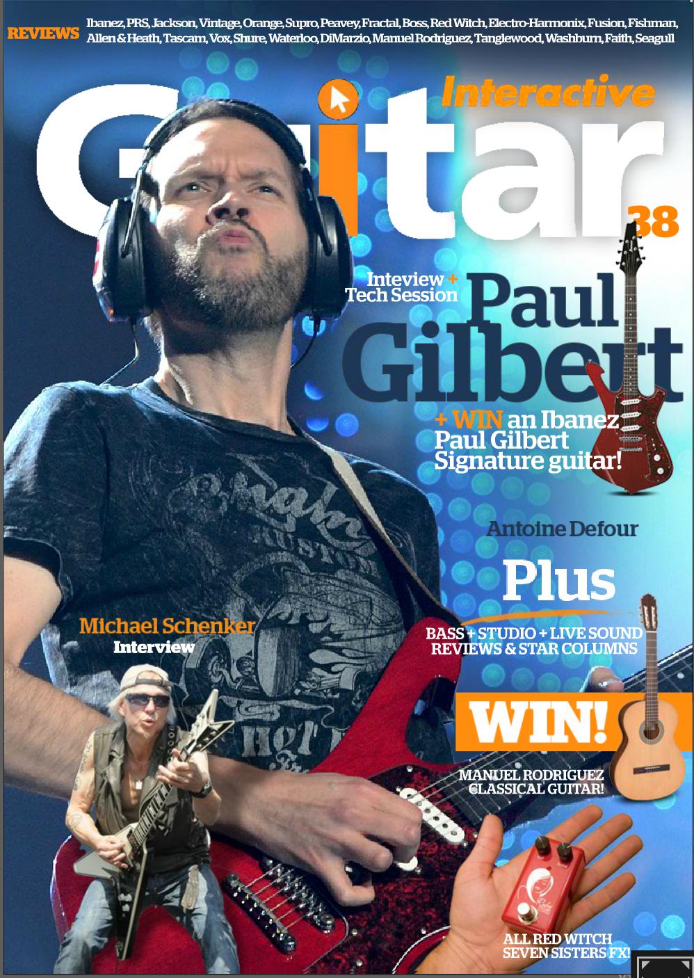 Guitar Interactive - Ivy