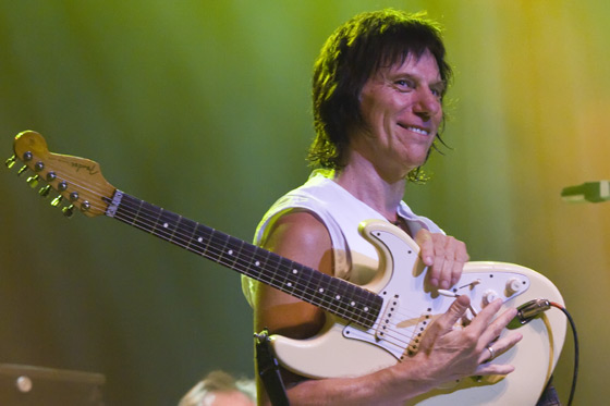 Jeff Beck - The Guitarist's Guitarist