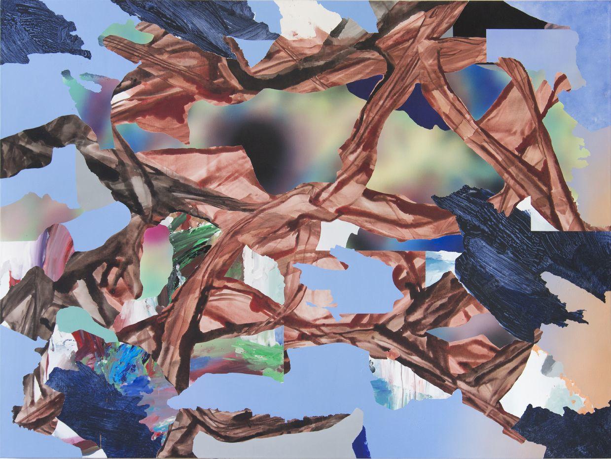 Mateusz Piestrak, Untitled, 2016, acrylic on canvas, 200×150cm.jpg