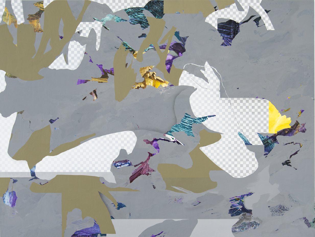 Mateusz Piestrak, Summertime Sadness (after Chełmonski), 2016, acrylic on canvas, 200×150cm.jpg