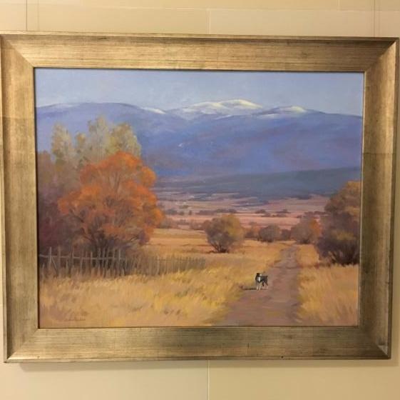 A Day's Adventure by Salt Lake City artist Susan Gallacher