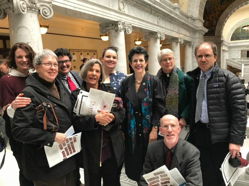 Jewish and Unitarian Universalist Day on the Hill