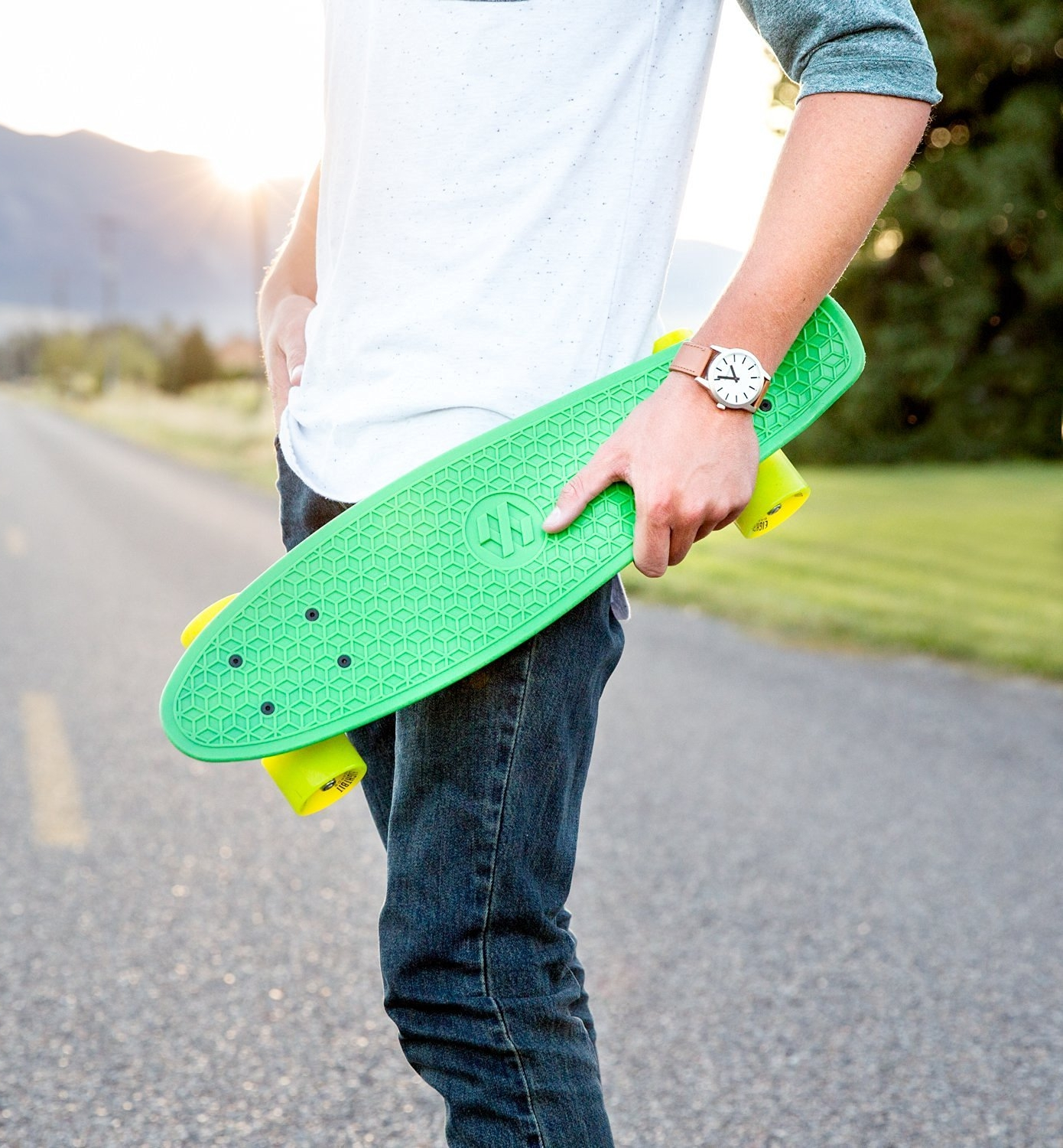 Eightbit Toys - Pennyboard Design, Branding & Colorways