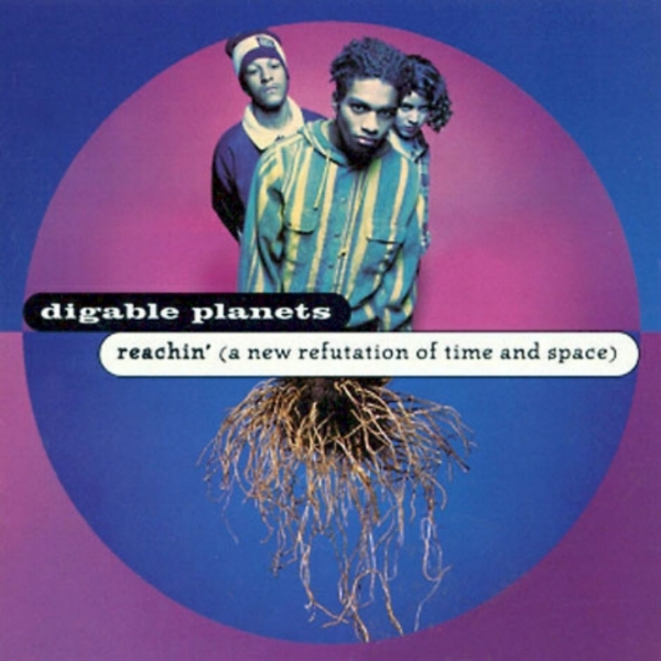 Digiable Planets - Reachin
