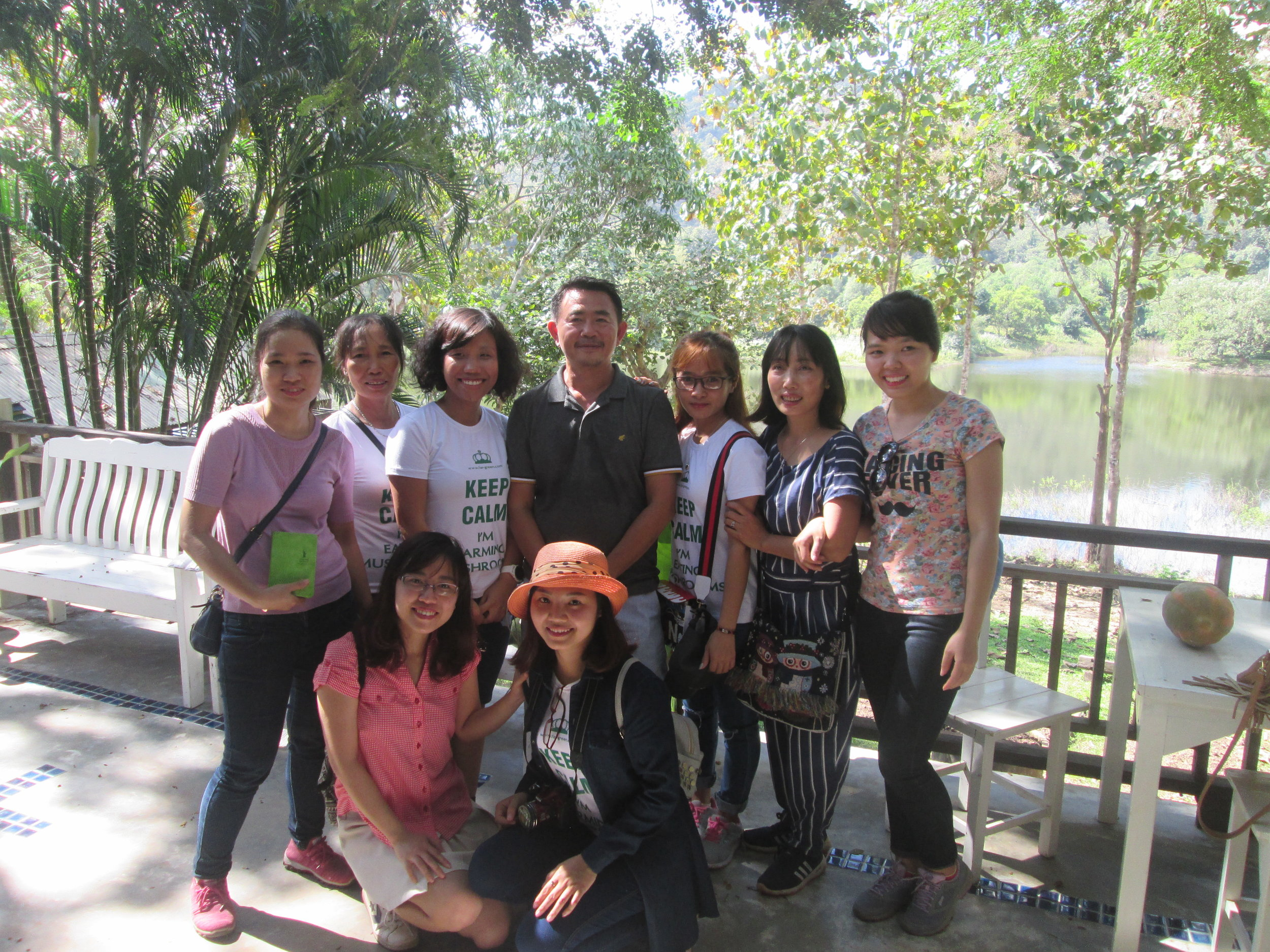 Field trip in Chiangmai