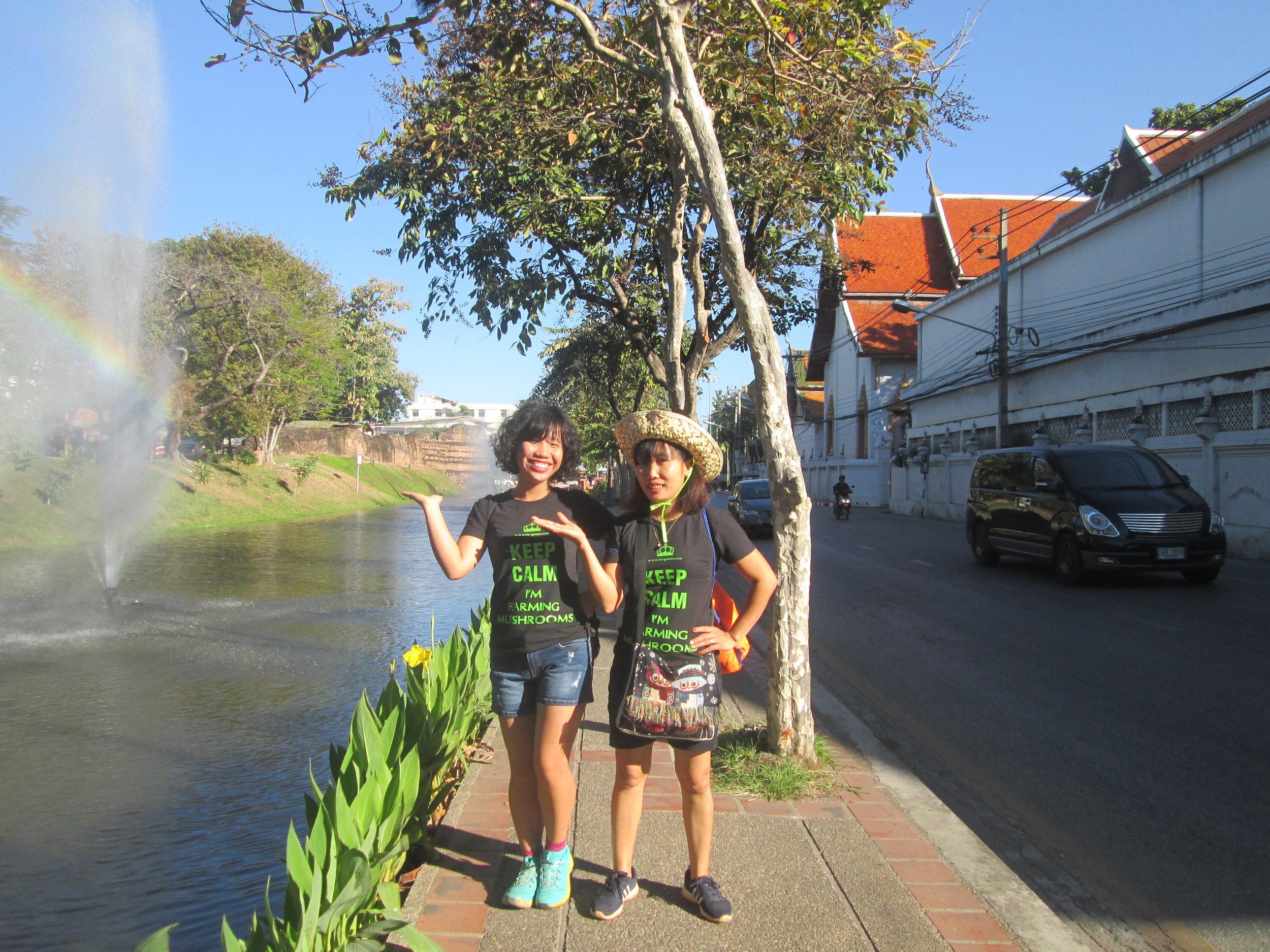 Trang Tran & Duom Luu