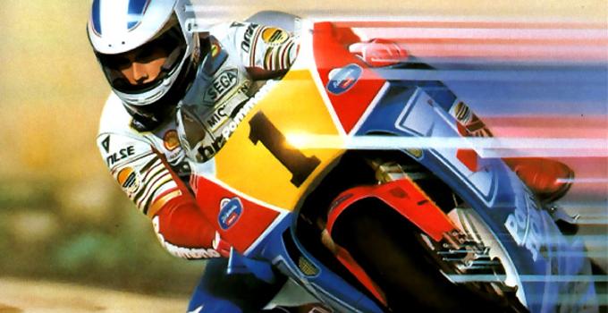 Ah, le scie di velocità sulla copertina del gioco...