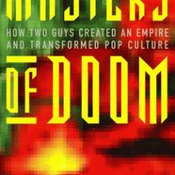 La copertina del libro in inglese. Esiste anche la versione in italiano edita da Multiplayer.