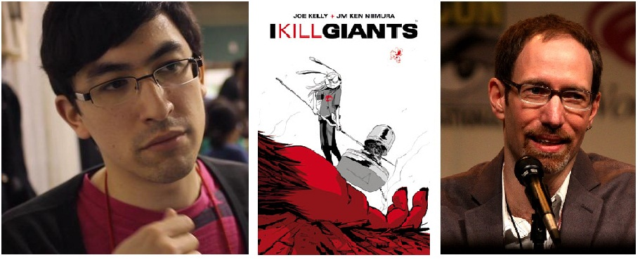 Autori I Kill Giants