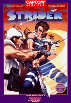 Capcom Strider NES