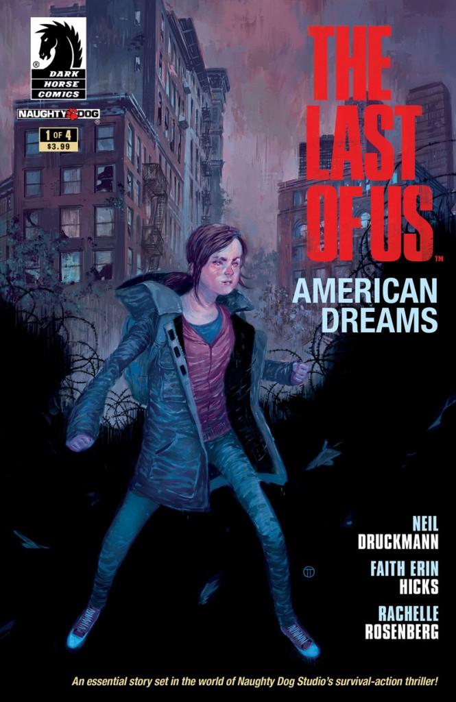La copertina del primo numero.