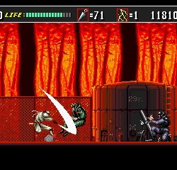 Questa è la tipica situazione cromatica che su 3DS, giocata al buio, vi esplode il cuore in fiamme stereoscopiche. Fatelo.