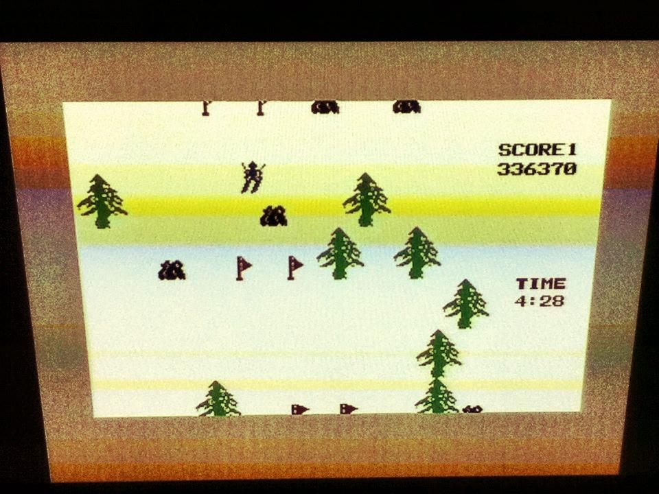 È la storia di un gioco di sci sviluppato da HAL Laboratory e pubblicato da Commodore nel 1983.