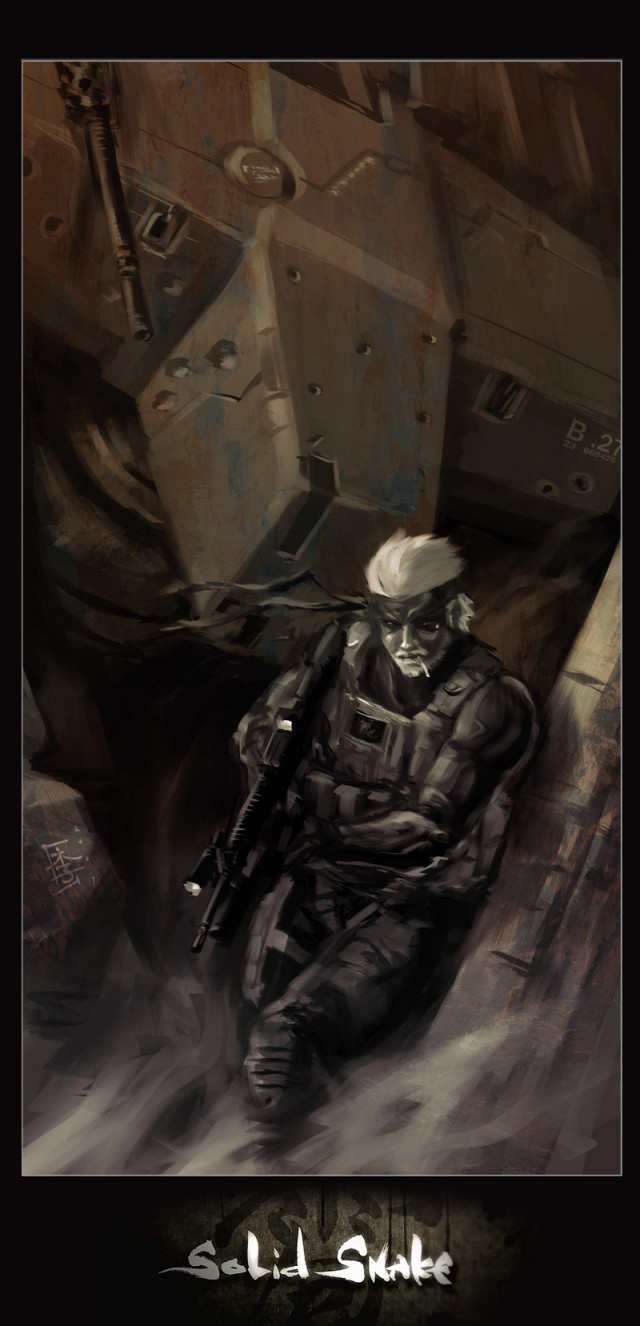 MGS_4___Solid_Snake_by_Rub_a_Duckie