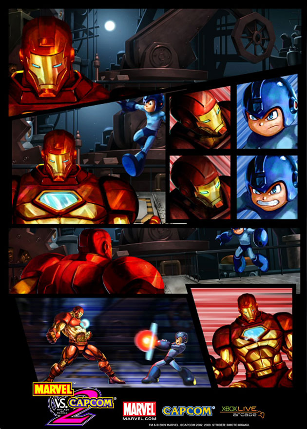 mvc2-comic-mega-man-vs-iron-man