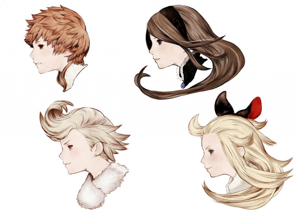 bdff-main-character-faces